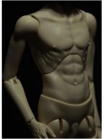 2nd ver. Proud Male Body